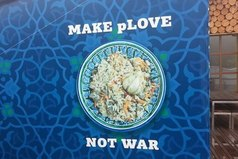 Make pLove Not war